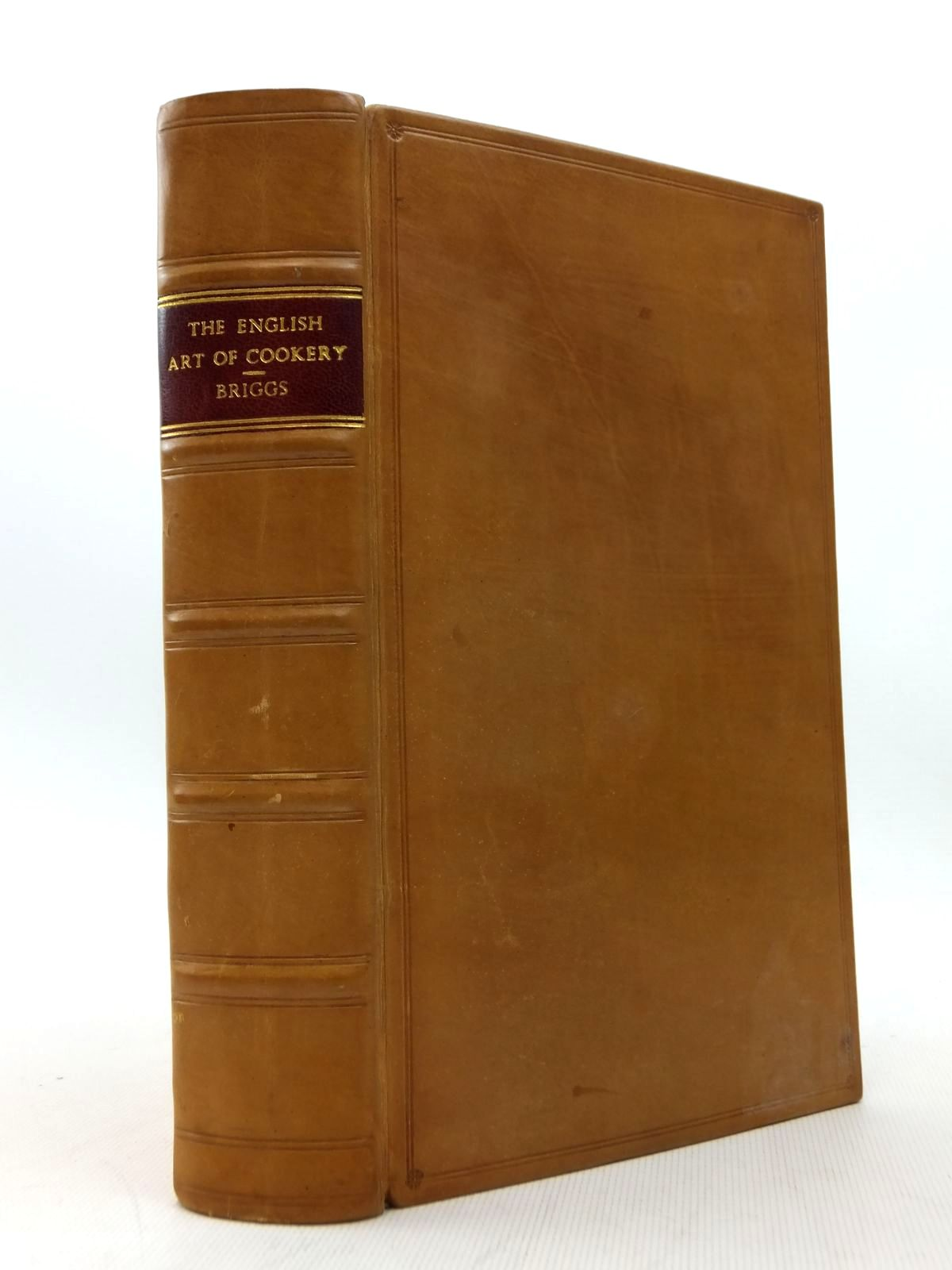 Photo of THE ENGLISH ART OF COOKERY- Stock Number: 816819