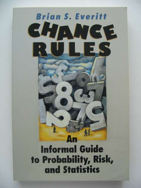 Photo of CHANCE RULES written by Everitt, Brian S. published by Copernicus (STOCK CODE: 816891)  for sale by Stella & Rose's Books