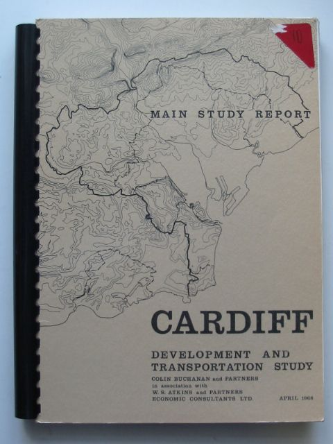 Photo of CARDIFF DEVELOPMENT AND TRANSPORTATION STUDY published by Colin Buchanan And Partners (STOCK CODE: 817212)  for sale by Stella & Rose's Books