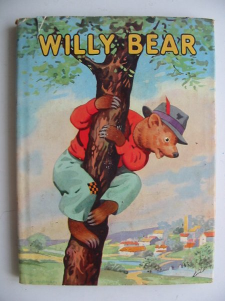 Photo of WILLY BEAR written by Kenyon, James illustrated by Higham, G. published by Juvenile Productions Ltd. (STOCK CODE: 817289)  for sale by Stella & Rose's Books