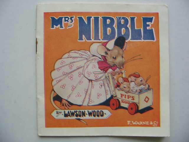 Photo of MRS NIBBLE FINDS A NEW HOME written by Wood, Lawson illustrated by Wood, Lawson published by Frederick Warne & Co Ltd. (STOCK CODE: 817848)  for sale by Stella & Rose's Books