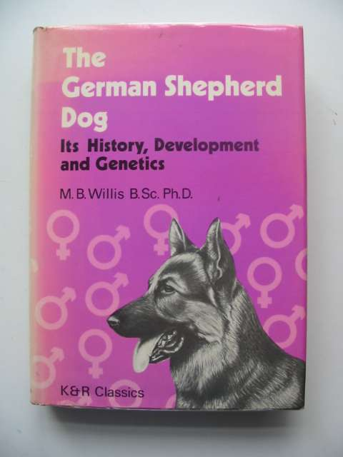 Photo of THE GERMAN SHEPHERD DOG written by Willis, Malcolm B. published by K. & R. Books Ltd. (STOCK CODE: 818622)  for sale by Stella & Rose's Books