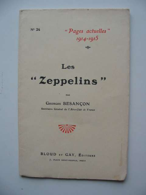 Photo of LES ZEPPELINS- Stock Number: 818897