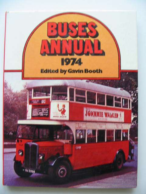 Photo of BUSES ANNUAL 1974- Stock Number: 819516