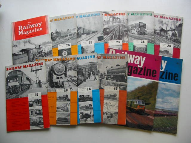 Photo of THE RAILWAY MAGAZINE VOL 109 published by The Tothill Press (STOCK CODE: 819666)  for sale by Stella & Rose's Books