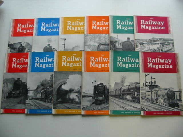 Photo of THE RAILWAY MAGAZINE VOL 104 published by The Tothill Press (STOCK CODE: 819670)  for sale by Stella & Rose's Books
