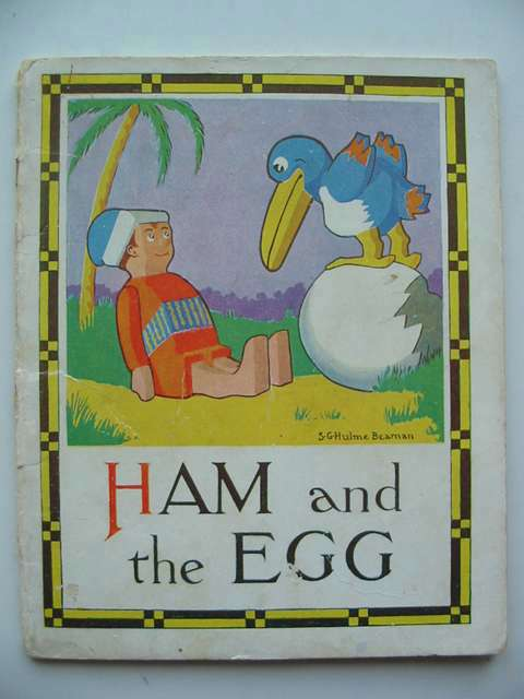Photo of HAM AND THE EGG written by Beaman, S.G. Hulme illustrated by Beaman, S.G. Hulme published by Frederick Warne & Co Ltd. (STOCK CODE: 820185)  for sale by Stella & Rose's Books