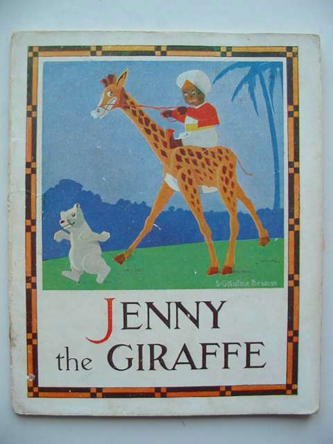 Photo of JENNY THE GIRAFFE written by Beaman, S.G. Hulme illustrated by Beaman, S.G. Hulme published by Frederick Warne & Co Ltd. (STOCK CODE: 820186)  for sale by Stella & Rose's Books