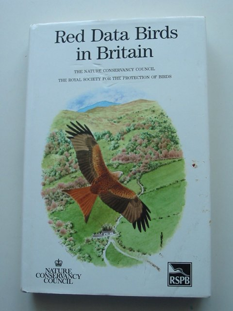 Photo of RED DATA BIRDS IN BRITAIN written by Batten, Leo<br />Bibby, C.J.<br />et al,  illustrated by Willis, Ian published by T. &amp; A.D. Poyser (STOCK CODE: 820191)  for sale by Stella & Rose's Books