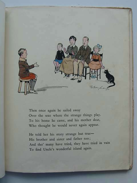 Photo of UNCLE'S ANIMAL BOOK written by Studdy, G.E. illustrated by Studdy, G.E. published by Frederick Warne & Co Ltd. (STOCK CODE: 820294)  for sale by Stella & Rose's Books
