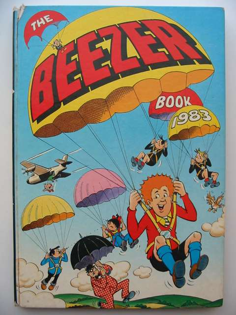 Photo of THE BEEZER BOOK 1983 published by D.C. Thomson & Co Ltd. (STOCK CODE: 820426)  for sale by Stella & Rose's Books