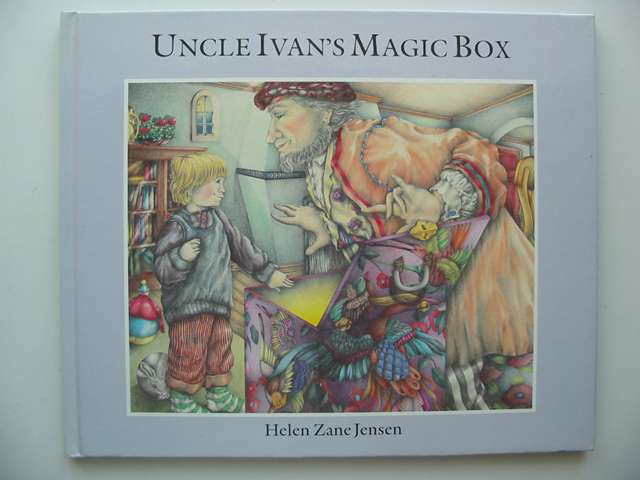 Photo of UNCLE IVAN'S MAGIC BOX- Stock Number: 820518