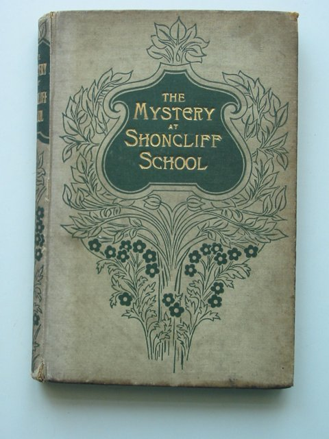 Photo of THE MYSTERY AT SHONCLIFF SCHOOL- Stock Number: 820608