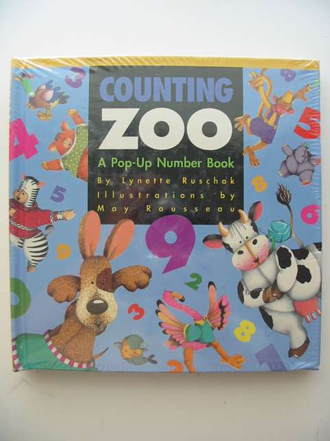 Photo of COUNTING ZOO written by Ruschak, Lynette illustrated by Rousseau, May published by Envision Publishing (STOCK CODE: 820688)  for sale by Stella & Rose's Books