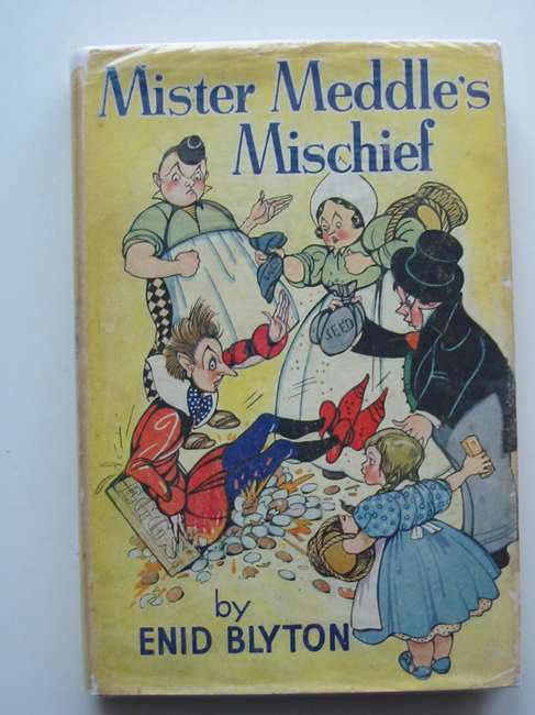 Photo of MISTER MEDDLE'S MISCHIEF written by Blyton, Enid illustrated by Mercer, Joyce<br />Turvey, Rosalind M. published by George Newnes Ltd. (STOCK CODE: 820729)  for sale by Stella & Rose's Books