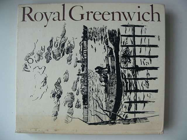 Photo of ROYAL GREENWICH written by Hamilton, Olive<br />Hamilton, Nigel published by The Greenwich Bookshop (STOCK CODE: 821105)  for sale by Stella & Rose's Books