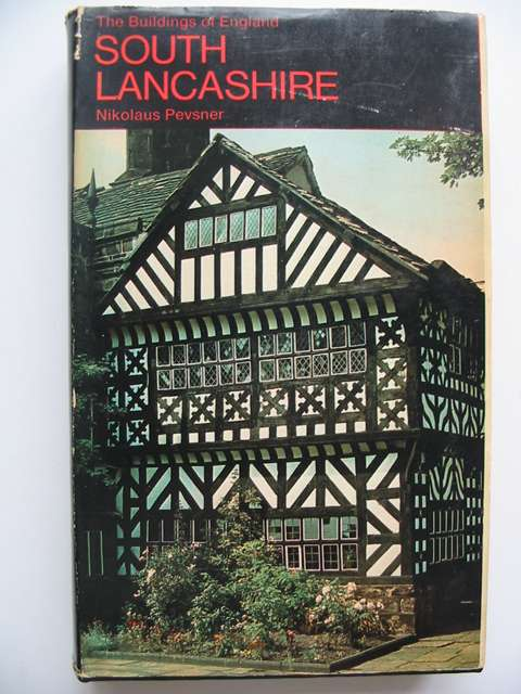 Photo of SOUTH LANCASHIRE (BUILDINGS OF ENGLAND) written by Pevsner, Nikolaus published by Penguin (STOCK CODE: 821147)  for sale by Stella & Rose's Books