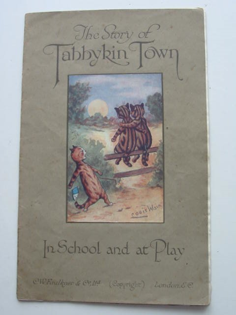 Photo of THE STORY OF TABBYKIN TOWN IN SCHOOL AND AT PLAY- Stock Number: 821396