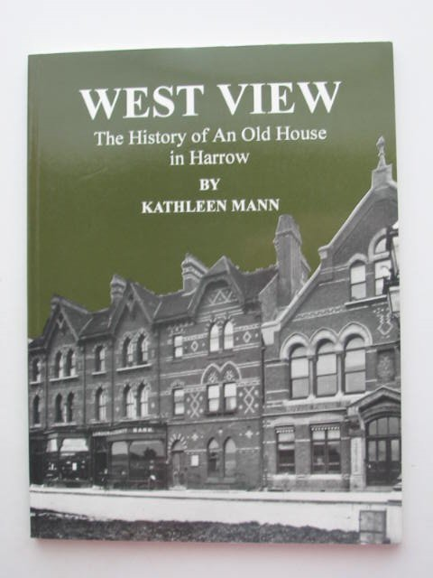 Photo of WEST VIEW written by Mann, Kathleen published by West View Publications (STOCK CODE: 821552)  for sale by Stella & Rose's Books