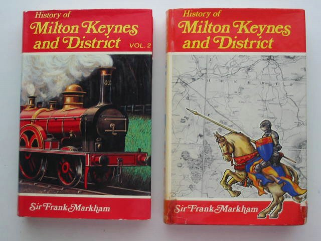 Photo of A HISTORY OF MILTON KEYNES AND DISTRICT (2 VOLUMES)- Stock Number: 821572