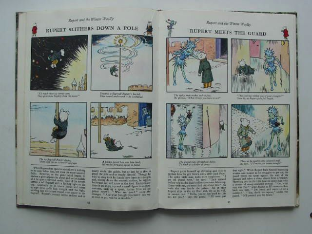 Photo of RUPERT ANNUAL 1965 written by Bestall, Alfred illustrated by Bestall, Alfred published by Daily Express (STOCK CODE: 822323)  for sale by Stella & Rose's Books