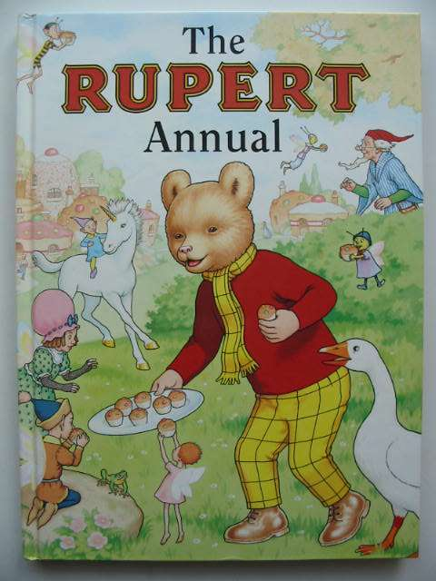 Photo of RUPERT ANNUAL 1998 written by Robinson, Ian illustrated by Harrold, John published by Pedigree Books Limited (STOCK CODE: 822341)  for sale by Stella & Rose's Books