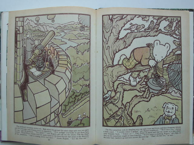 Photo of RUPERT ANNUAL 1965 written by Bestall, Alfred illustrated by Bestall, Alfred published by Daily Express (STOCK CODE: 822434)  for sale by Stella & Rose's Books