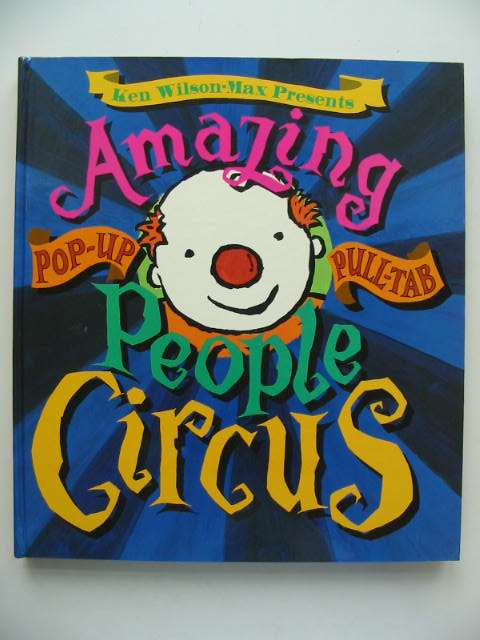 Photo of THE AMAZING PEOPLE CIRCUS- Stock Number: 822513