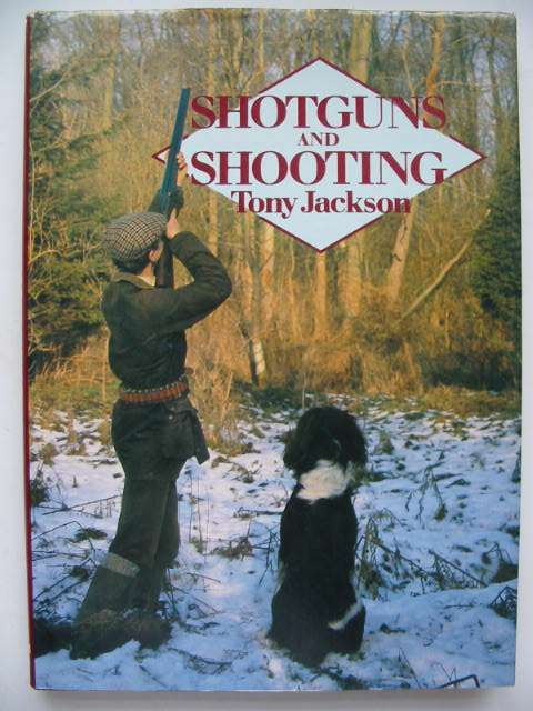 Photo of SHOTGUNS AND SHOOTING written by Jackson, Tony published by Ward Lock Limited (STOCK CODE: 822756)  for sale by Stella & Rose's Books