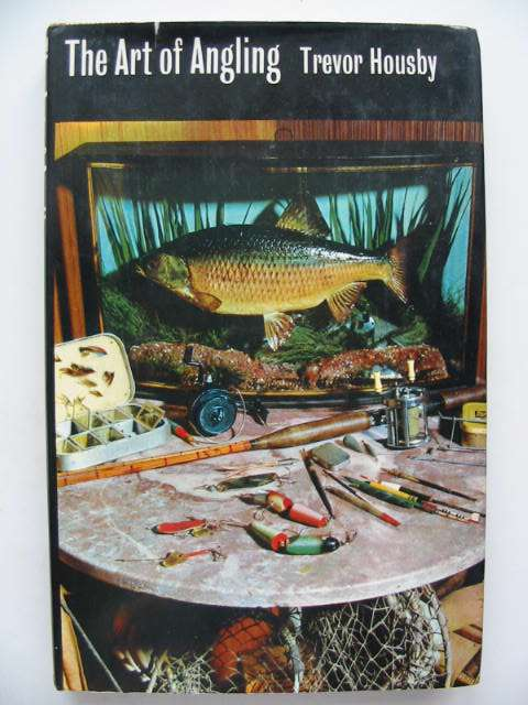 Photo of THE ART OF ANGLING- Stock Number: 822762