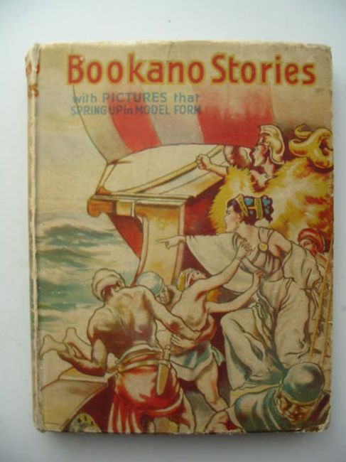 Photo of BOOKANO STORIES NO. 12- Stock Number: 822938