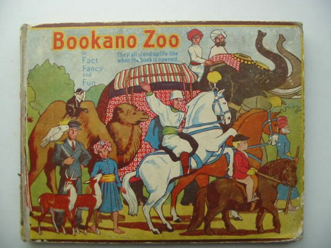 Photo of BOOKANO ZOO NO. 1- Stock Number: 822944