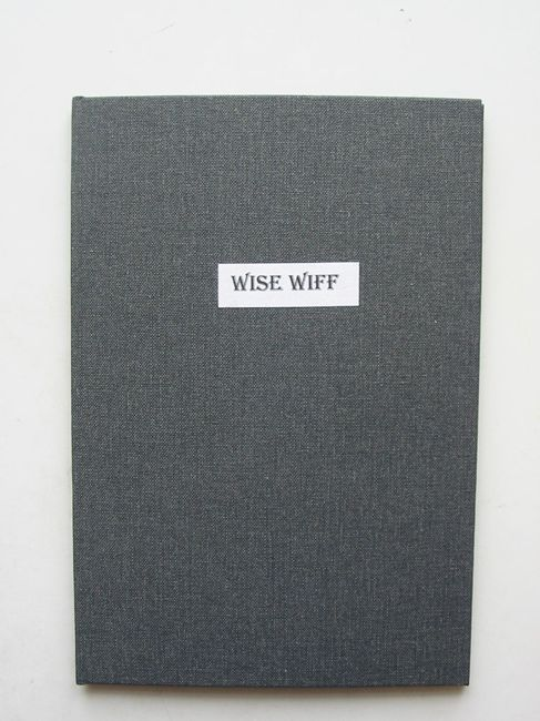 Photo of WISE WIFF IN THE CUMBERLAND DIALECT- Stock Number: 823200