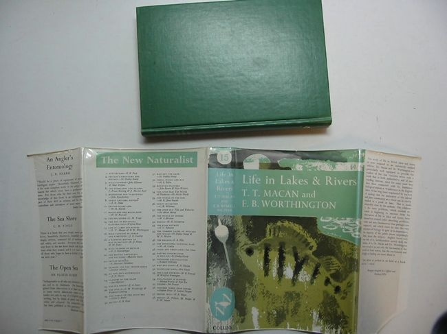 Photo of LIFE IN LAKES AND RIVERS (NN15) written by Macan, T.T.