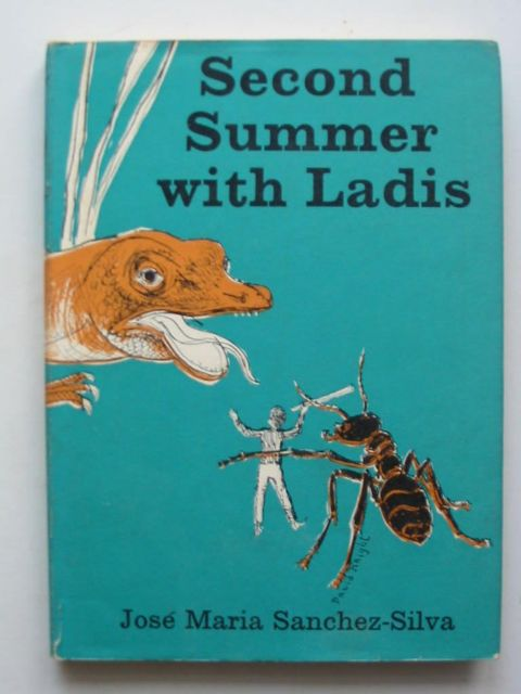 Photo of SECOND SUMMER WITH LADIS written by Sanchez-Silva, Jose Maria illustrated by Knight, David published by The Bodley Head (STOCK CODE: 824003)  for sale by Stella & Rose's Books