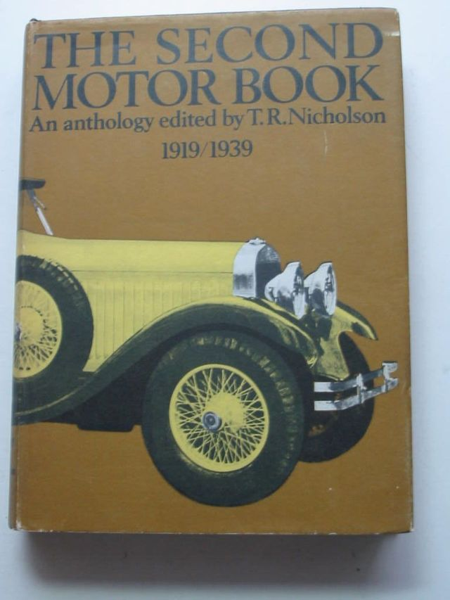 Photo of THE SECOND MOTOR BOOK written by Nicholson, T.R. published by Methuen & Co. Ltd. (STOCK CODE: 824251)  for sale by Stella & Rose's Books