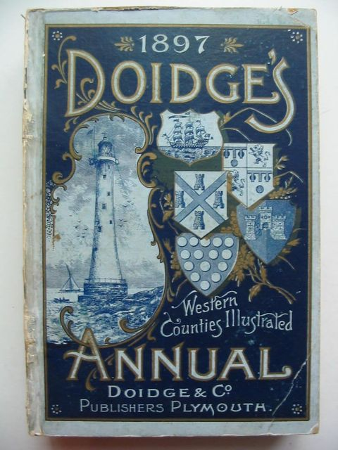 Photo of DOIDGE'S WESTERN COUNTIES ILLUSTRATED ANNUAL 1897- Stock Number: 824328