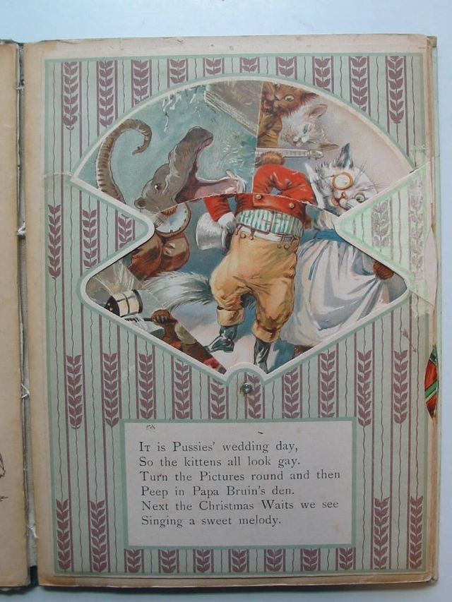 Photo of PUZZLE PICTURES FOR THE LITTLE ONES written by Weedon, L.L. published by Ernest Nister, E.P. Dutton & Co. (STOCK CODE: 824337)  for sale by Stella & Rose's Books