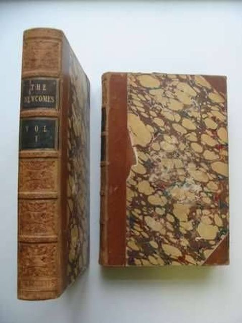 Photo of THE NEWCOMES written by Thackeray, William Makepeace illustrated by Doyle, Richard published by Bradbury & Evans (STOCK CODE: 984419)  for sale by Stella & Rose's Books