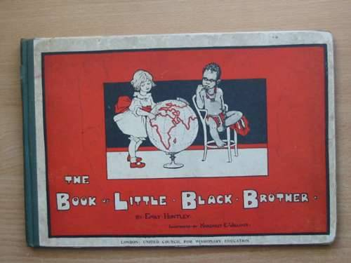 Photo of THE BOOK OF LITTLE BLACK BROTHER written by Huntley, Emily illustrated by Voelcker, Margaret E. published by United Council For Missionary Education (STOCK CODE: 985518)  for sale by Stella & Rose's Books