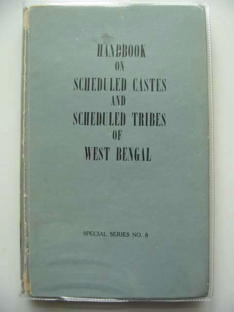 Photo of HAND BOOK ON SCHEDULED CASTES AND SCHEDULED TRIBES OF WEST BENGAL- Stock Number: 989184