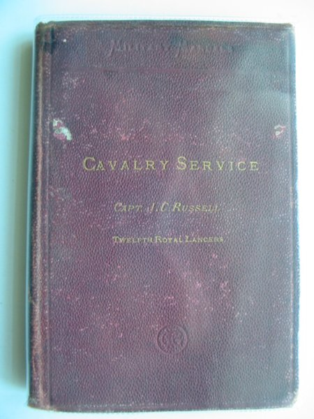 Photo of NOTES ON CAVALRY SERVICE- Stock Number: 989837