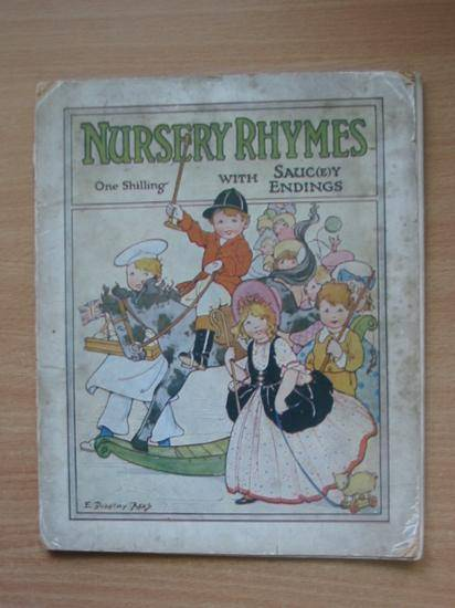 Photo of NURSERY RHYMES WITH SAUC(E)Y ENDINGS- Stock Number: 990430