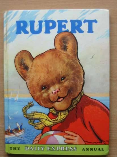 Photo of RUPERT ANNUAL 1959- Stock Number: 990620