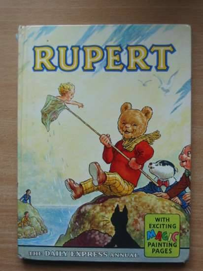 Photo of RUPERT ANNUAL 1963 written by Bestall, Alfred illustrated by Bestall, Alfred published by Daily Express (STOCK CODE: 990636)  for sale by Stella & Rose's Books