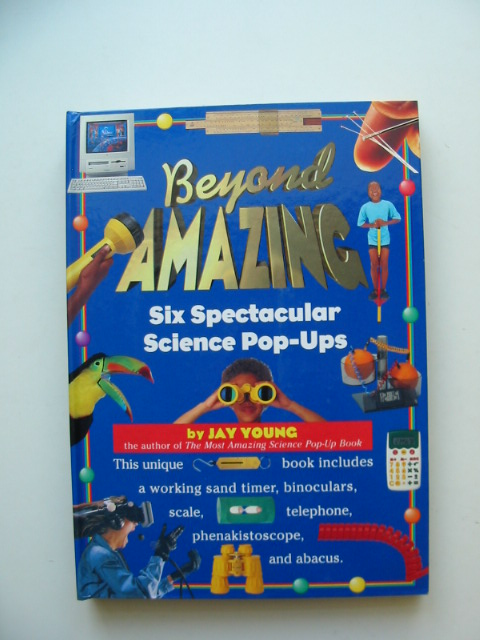 Photo of BEYOND AMAZING written by Young, Jay published by Harperfestival (STOCK CODE: 990916)  for sale by Stella & Rose's Books