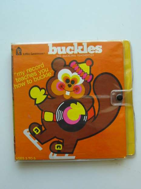 Photo of BUCKLES published by Little Learners Inc. (STOCK CODE: 990956)  for sale by Stella & Rose's Books