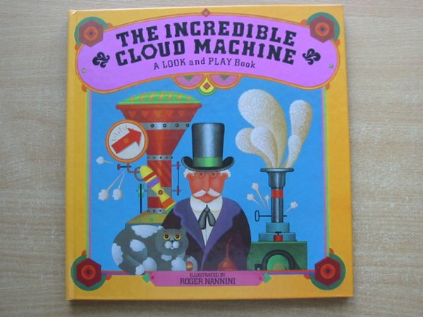 Photo of THE INCREDIBLE CLOUD MACHINE- Stock Number: 991294