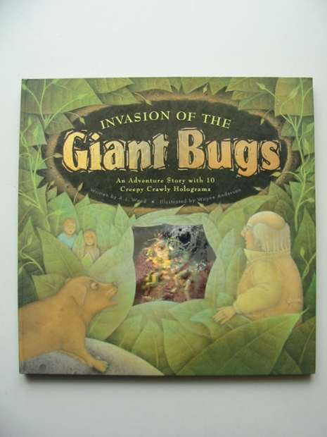 Photo of INVASION OF THE GIANT BUGS- Stock Number: 991309