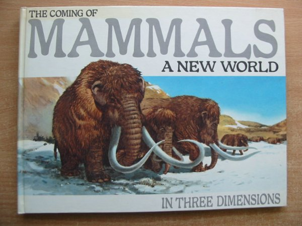 Photo of THE COMING OF MAMMALS- Stock Number: 991412